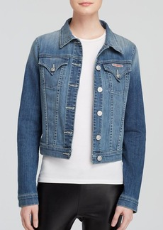 Hudson Jacket - Signature Denim in Dynasty