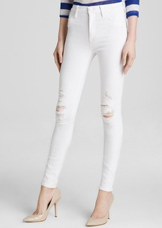 Hudson Jeans - Barbara High Rise in Marmont
