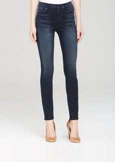 Hudson Jeans - Barbara High Rise Skinny in Follow Me