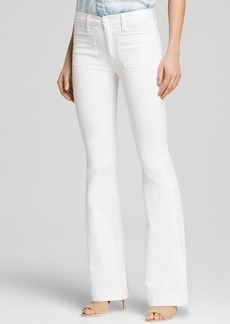 Hudson Jeans - Bloomingdale's Exclusive Taylor High Waist Flare in White