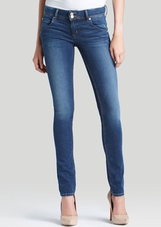 Hudson Jeans - Collin Mid Rise Skinny in Dauntless