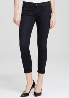 Hudson Jeans - Harkin Crop in Black Shrine