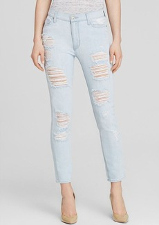Hudson Jeans - Jude Slouch Skinny Crop in Beverly