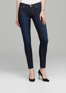 Hudson Jeans - Krista Low Rise Super Skinny in Forsythia