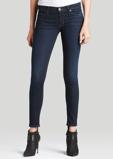 Hudson Jeans - Krista Low Rise Super Skinny in Problem Child