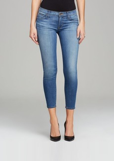 Hudson Jeans - Krista Super Skinny Crop in Worship Me