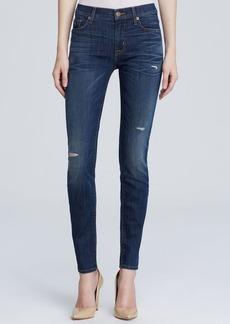 Hudson Jeans - Nico Mid Rise Super Skinny in Cruel