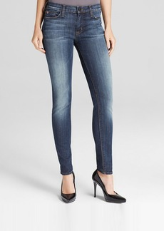 Hudson Jeans - Nico Mid Rise Super Skinny in Glam