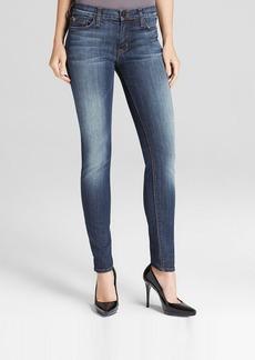 Hudson Jeans - Nico Mid Rise Super Skinny in Glam
