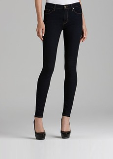 Hudson Jeans - Nico Mid Rise Super Skinny in Storm