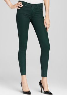 Hudson Jeans - Nico Super Skinny in Green Envy
