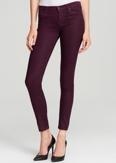 Hudson Jeans - Nico Super Skinny in Mulberry Wax