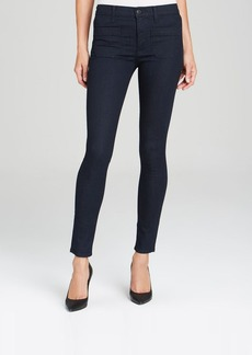 Hudson Jeans - Quinn High Waist Sailor Skinny in Storm
