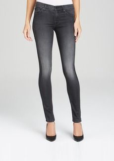 Hudson Jeans - Shine Mid Ride Skinny in Static