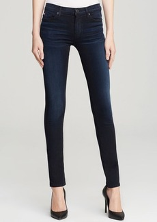 Hudson Jeans - Shine Mid Rise Skinny in Catalyst