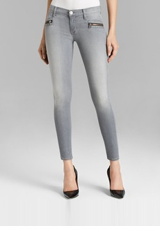 Hudson Jeans - Spark Skinny Zip in Puritan