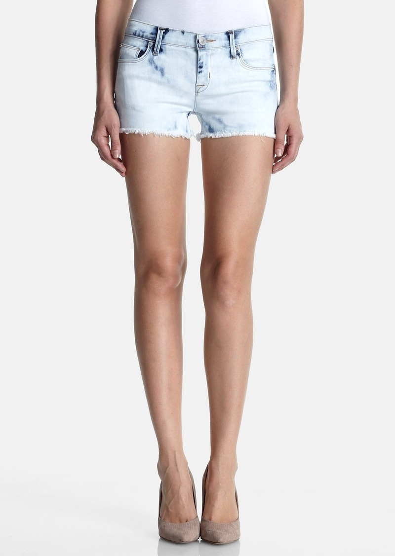 Hudson Jeans 'Amber' Bleached Cutoff Shorts (Cosmic)