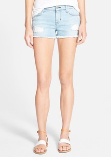 Hudson Jeans 'Amber' Cutoff Denim Shorts
