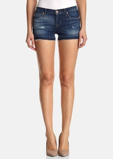 Hudson Jeans 'Amber' Denim Shorts (Lonesome Blues)