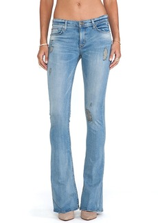 Hudson Jeans Angel Flare in Highlife