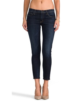Hudson Jeans Ava Crop in Shirley