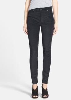 Hudson Jeans 'Barbara' High Rise Corduroy Skinny Pants