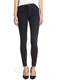 Hudson Jeans 'Barbara' High Rise Skinny Jeans (Delilah 2)