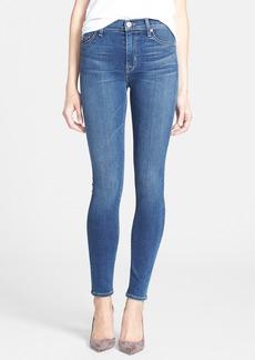 Hudson Jeans 'Barbara' High Rise Super Skinny Jeans (Misunderstood)