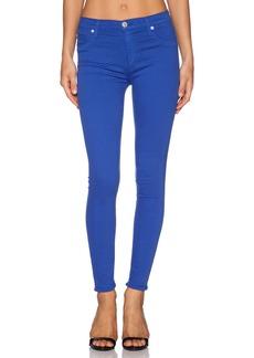 Hudson Jeans Barbara High Waist Super Skinny Ankle