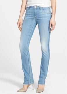 Hudson Jeans 'Carly' Straight Leg Jeans (I Got Soul)