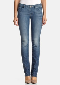 Hudson Jeans 'Carly' Straight Leg Jeans (Rising Sun)