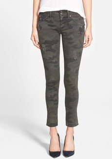 Hudson Jeans 'Collin' Ankle Skinny Jeans (Camo Print) (Nordstrom Exclusive)
