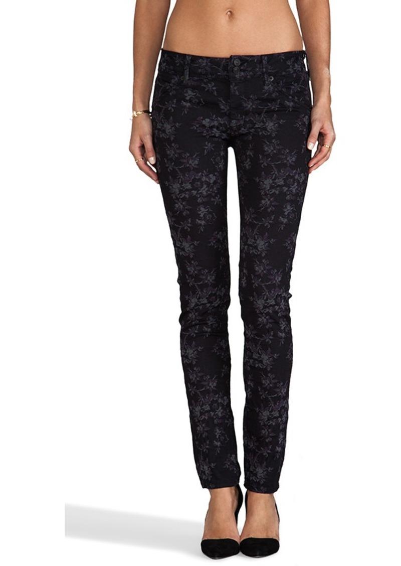 Hudson Jeans Collin Skinny in Belgrave Floral