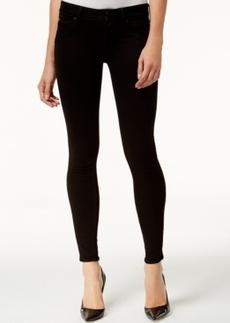 Hudson Jeans Collin Skinny Jeans, Black Wash