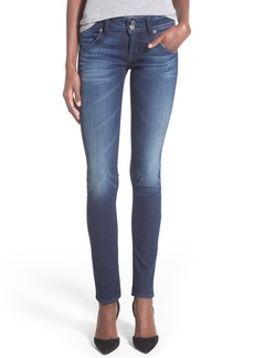 Hudson Jeans 'Collin' Skinny Jeans (Electric Clover)