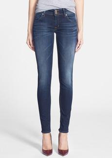 Hudson Jeans 'Collin' Skinny Jeans (Narcissist)