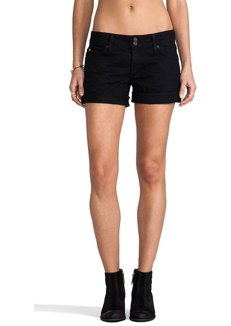 Hudson Jeans Croxley Short in Black