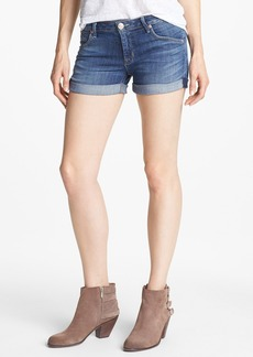 Hudson Jeans Cuff Denim Shorts (Hackney)