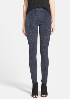 Hudson Jeans 'Evelyn' High Rise Denim Leggings (Snake Charmer)