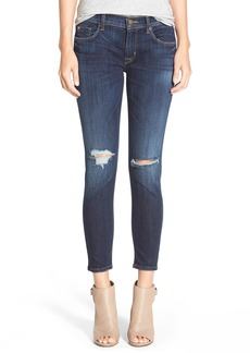Hudson Jeans 'Finn' Boyfriend Skinny Jeans (Convoy)