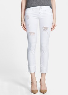 Hudson Jeans 'Ginny Crop' Stretch Skinny Jeans (Gateways)