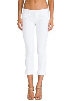 Hudson Jeans Ginny Cropped Denim