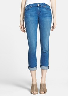 Hudson Jeans 'Ginny' Cropped Straight Jeans (Angeltown)