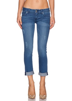 Hudson Jeans Ginny Straight Ankle Cuff