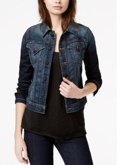 Hudson Jeans Glam Wash Denim Jacket