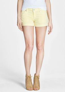 Hudson Jeans 'Hampton' Cuff Jean Shorts (Banana 2)
