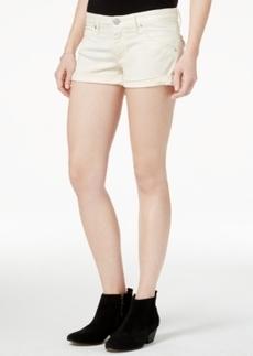 Hudson Jeans Hampton Cuffed Banana Wash Denim Shorts
