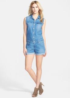 Hudson Jeans 'Harmony' Sleeveless Denim Romper