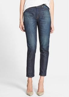 Hudson Jeans 'Jude' Slouchy Skinny Jeans (Rebellion)