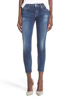 Hudson Jeans 'Krista' Ankle Jeans (Indigo Aster)